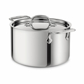 All-Clad Stainless Steel 4 Qt. Casserole w/Lid - 4304