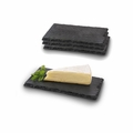 "Boska Holland Pro 6.5"" x 4.5"" Tapas Boards Slate - Set of 4 - 35-90-03"