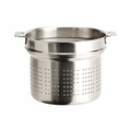 Cristel Strate Removable Handle - 5 Qt Pasta Basket - ECP20QL