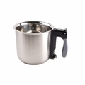 de Buyer 1-1/2 Liter Bain Marie Cooker - Stainless Steel - 3437.16