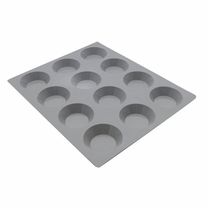 de Buyer Elastomoule 12-Mini Tartlets Silicone Mold - 1853.21