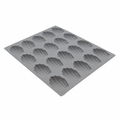 de Buyer Elastomoule 20-Mini Madeleines Silicone Mold - 1851.21