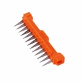 de Buyer La Mandoline Ultra Julienne Blade:7mm - Orange - 2012.96