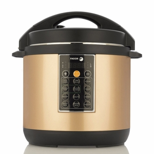 Fagor LUX 6 Qt. Multi-Cooker - Copper - 935010052