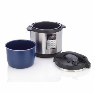 Fagor LUX 8 Qt. Multi-Cooker - Stainless Steel - 670041960