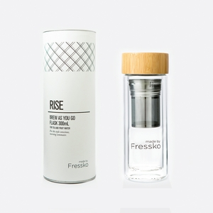 Fressko Rise Brew As You Go Flask - 300mL - FSKRISE300