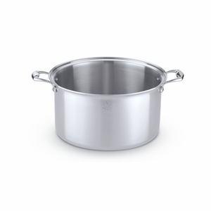 Hammer Stahl 16-Quart Stock Pot - HSC-14317