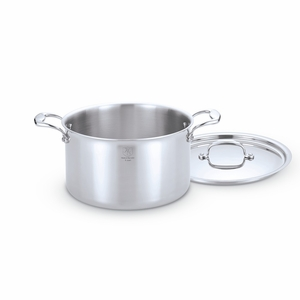 Hammer Stahl 8-Quart Dutch Oven w/Cover  - HSC-14308