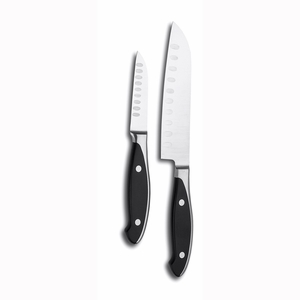 Henckels Int'l Forged Synergy - 2 Pc Asian Knife Set - 16026-000