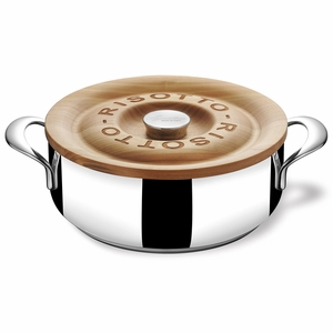 Lagostina Heritage Collection - La Risottiera - 4-Qt. Risotto Pan - Q5510174