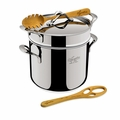 Lagostina Heritage Collection - Pastaiola - 6-Qt. Pasta Set  - Q5510374