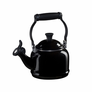 Le Creuset 1.25 Qt. Demi Kettle - Black - Q9401-31