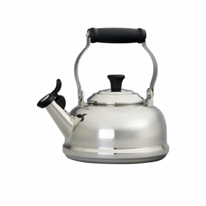 Le Creuset 1.8 Qt. Stainless Steel Classic Whistling Kettle - Stainless Steel - SS3102