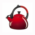 Le Creuset 1.6 Qt. Oolong Kettle - Cherry - Q9700-67