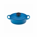 Le Creuset 1 Qt. Signature Oval French Oven - Marseille - LS2502-1759