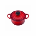 Le Creuset 1 Qt. Signature Round French Oven - Cherry - LS2501-1467