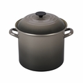 Le Creuset 10 Qt. Stockpot - Oyster - N4100-247F