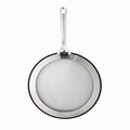 "Le Creuset 12 1/4"" Splatter Guard - Stainless Steel - CA2001"