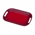 "Le Creuset 14"" Serving Platter - Cherry - PG0309-3667"