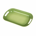 "Le Creuset 14"" Serving Platter - Palm - PG0309-364P"