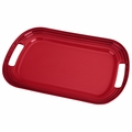 "Le Creuset 16 1/4"" Serving Platter - Cherry - PG0309-4167"