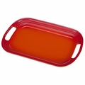 "Le Creuset 16 1/4"" Serving Platter - Flame - PG0309-412"