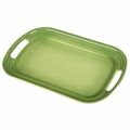 "Le Creuset 16 1/4"" Serving Platter - Palm - PG0309-414P"