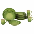 Le Creuset 16 Piece Dinnerware Set - Palm - PG9016-4P