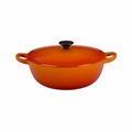 Le Creuset 2 3/4 Qt. Soup Pot - Flame - L2574-222
