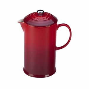 Le Creuset 27 oz. French Press - Cherry - PG8200-1067