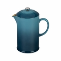 Le Creuset 27 oz. French Press - Marine - PG8200-106M