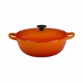 Le Creuset 3 1/2 Qt. Soup Pot - Flame - L2574-242