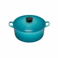 Le Creuset 4 1/2 Qt. Signature Round French Oven - Caribbean - LS2501-2417