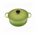 Le Creuset 5 1/2 Qt. Signature Round French Oven - Palm - LS2501-264P