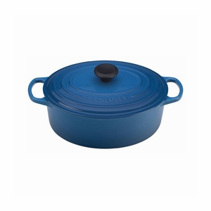 Le Creuset 5 Qt. Signature Oval French Oven - Marseille - LS2502-2959