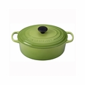 Le Creuset 5 Qt. Signature Oval French Oven - Palm - LS2502-294P