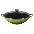Le Creuset 5 Qt. Signature Wok - Palm - LS2508-324PS