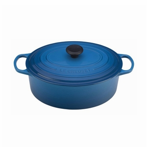 Le Creuset 6 3/4 Qt. Signature Oval French Oven - Marseille - LS2502-3159