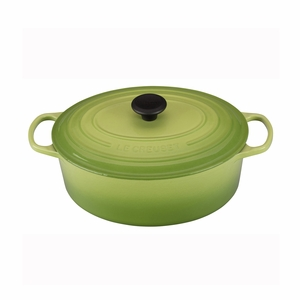 Le Creuset 6 3/4 Qt. Signature Oval French Oven - Palm - LS2502-314P