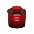 Le Creuset 6 oz. Butter Crock - Cherry - PG0200-0967
