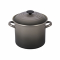 Le Creuset 8 Qt. Stockpot - Oyster - N4100-227F