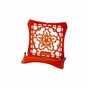 Le Creuset Cookbook Stand - Flame  - LS1013-2