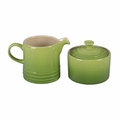 Le Creuset Cream and Sugar Set - Palm - PG8005-104P