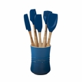 Le Creuset Revolution 6 Piece Utensil Set - Marseille - VB30016-59