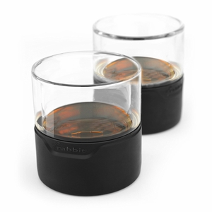 Metrokane Rabbit Freezable Whiskey Glass - Set of 2 - W6411