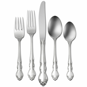 Oneida Heirloom Dover 20 Pc. Flatware Set - 2766020A