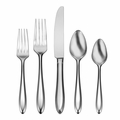 Oneida Patrician 1914 45 Pc. Flatware Set - F112045A
