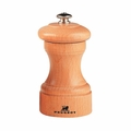 "Peugeot Bistro Natural Salt Mill 10cm/4"" - 9800-1/SME"