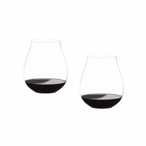 "Riedel O Big ""O"" Pinot Noir Glasses - Set of 2 - 0414/67"