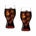 Riedel Coca-Cola + Riedel Coca-Cola Glasses - Set of 2 - 0414/21